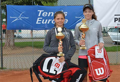 Vidmanova & Jurajda win at home in Rakovnik