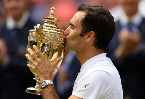 Federer and Muguruza in control as European players sweep Wimbledon titles