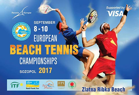 European Beach Tennis Championships Latest