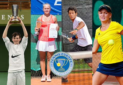 Junior Masters line-up revealed