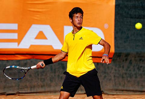 Top seeds on course for Junior Masters triumphs