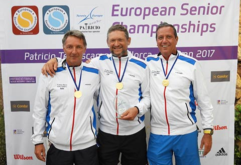 European Individual and Club Championships in Mallorca