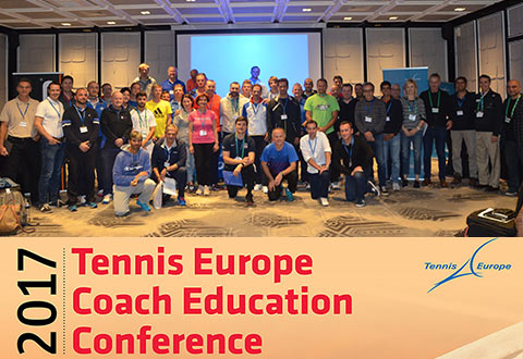 Tennis Europe Coach Education Conference