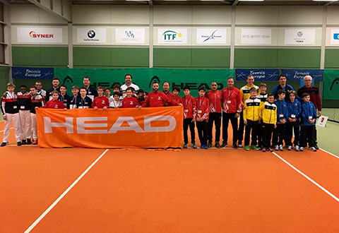 12&U Winter Cups by HEAD Final Rounds Latest